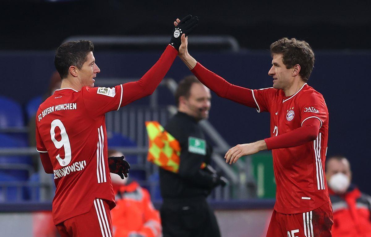 Lượt về Bundesliga mùa giải 2020-21: Những bất ngờ quen thuộc
