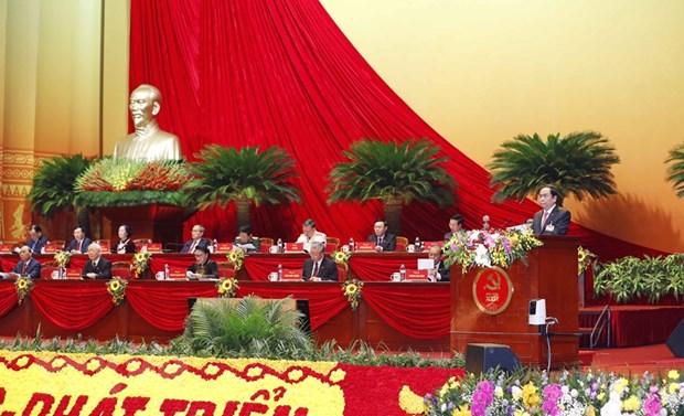 Đại hội Đảng XIII: Ý Đảng-lòng dân và khát vọng Việt Nam hùng cường