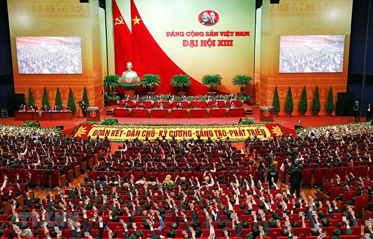 Nhìn lại Đại hội XIII của Đảng: Hài hòa cơ cấu, chú trọng tiêu chuẩn