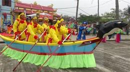 Quảng Bình: Đặc sắc Lễ hội Cầu ngư của người dân vùng biển Cảnh Dương
