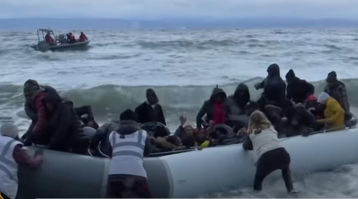 Thổ Nhĩ Kỳ kêu gọi Hy Lạp ngừng đẩy lùi người di cư