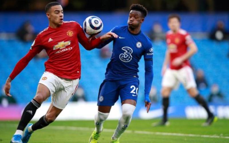 Chelsea hòa Man United trong trận đấu không bàn thắng