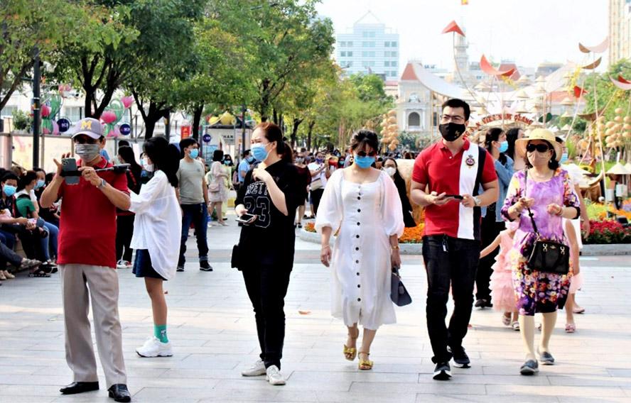 Thành phố Hồ Chí Minh: Phát triển du lịch an toàn