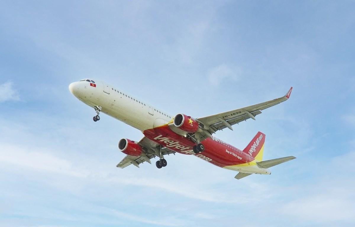 Hãng hàng không Vietjet Air mở đồng loạt 5 đường bay tới Phú Quốc
