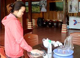 Nông dân Bắc Sơn: Phát triển kinh tế từ làm du lịch