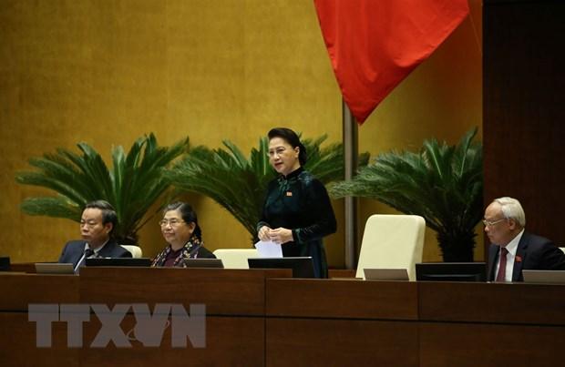 Trình Quốc hội miễn nhiệm Chủ tịch Quốc hội, Chủ tịch Hội đồng Bầu cử