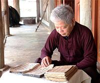 Nghệ nhân tâm huyết lưu giữ các giá trị văn hóa dân tộc Cao Lan