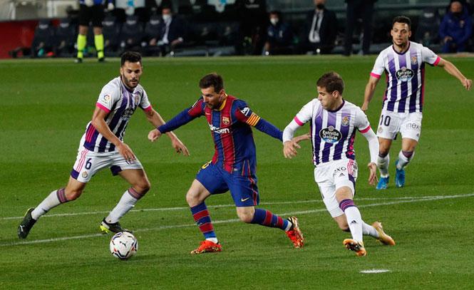 Barca thắp sáng cơ hội vô địch La Liga