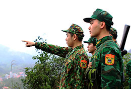 Bộ đội Biên phòng tỉnh: Xây dựng đội ngũ sĩ quan trẻ toàn diện