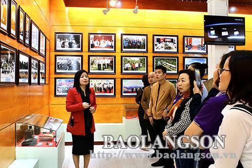 Gặp mặt thành viên Hiệp hội Du lịch các tỉnh  Lạng Sơn, Cao Bằng, Thái Nguyên, Bắc Giang