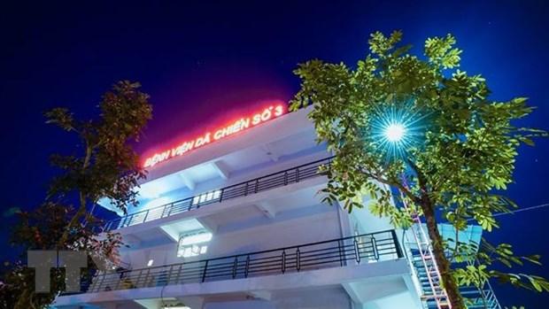 Dịch COVID-19: Hải Dương giải thể bệnh viện dã chiến cuối cùng