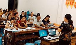 Hội Nông dân Đình Lập nỗ lực tuyên truyền, vận động hội viên thực hiện chính sách BHXH, BHYT