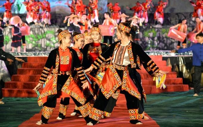 Lễ hội Chợ tình Khâu Vai năm 2021 được tổ chức từ ngày 6- 8/5