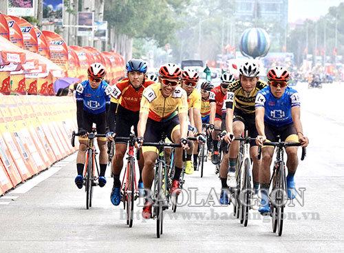Giải đua xe đạp tranh Cúp truyền hình thành phố Hồ Chí Minh lần thứ 33 khởi tranh chặng thứ 4