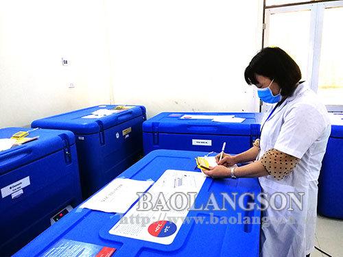 Lạng Sơn sẽ được phân bổ 7.300 liều vắc xin Covid-19