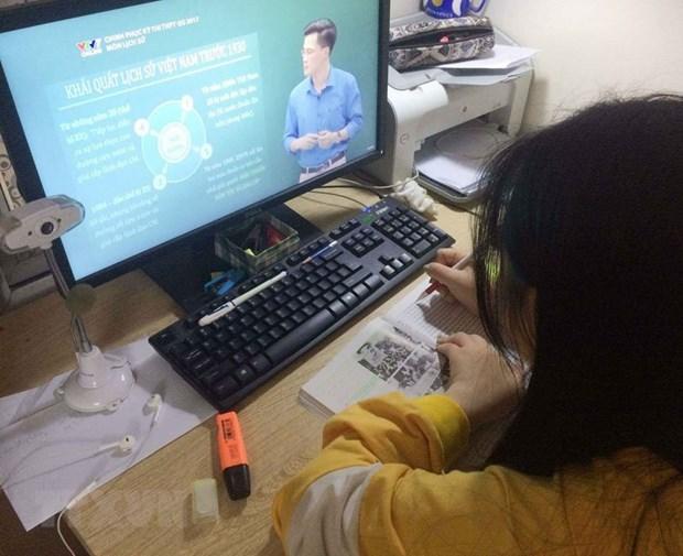 Bộ Giáo dục cho phép kiểm tra, đánh giá bằng hình thức trực tuyến