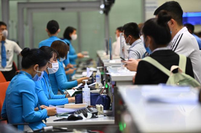 Việt Nam chưa có quy định riêng về thủ tục nhập cảnh đối với người tiêm vắc xin ngừa Covid-19