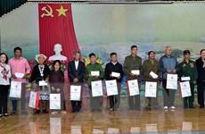 Trưởng Ban Tổ chức Trung ương Trương Thị Mai thăm tỉnh Tuyên Quang