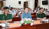 100% cử tri nơi cư trú thống nhất giới thiệu đồng chí Nguyễn Trọng Nghĩa ứng cử đại biểu Quốc hội khóa XV