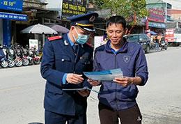 Bắc Sơn: Tăng cường quản lý, bảo vệ hành lang an toàn giao thông