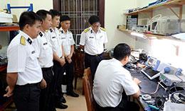 Tuổi trẻ hải quân  xung kích, sáng tạo trong thực hiện nhiệm vụ