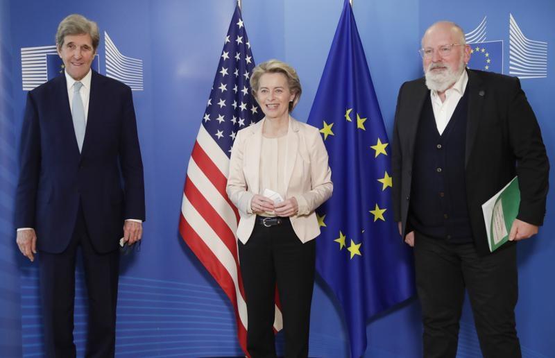 EU đạt được thỏa thuận quan trọng trước hội nghị thượng đỉnh về khí hậu