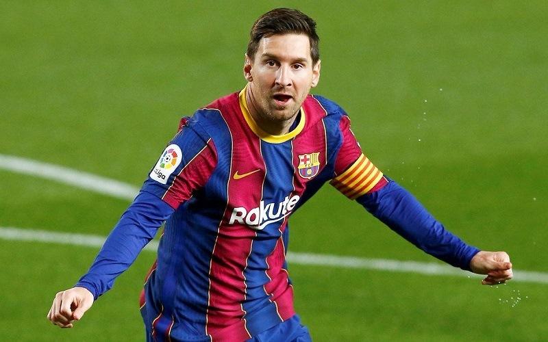 Messi lập cú đúp, Barca thắng đậm Getafe