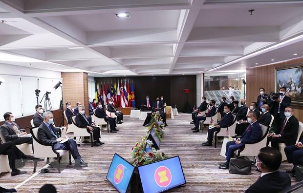 EU hoan nghênh đồng thuận 5 điểm của ASEAN về khủng hoảng Myanmar