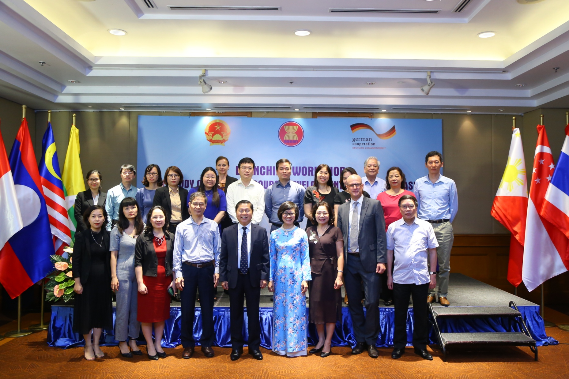 Ra mắt báo cáo nghiên cứu về nguồn nhân lực ASEAN