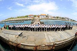 Đẩy mạnh công tác huấn luyện, bảo vệ vững chắc chủ quyền biển, đảo của Tổ quốc