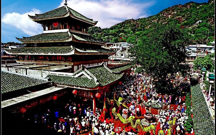 Lễ hội tâm linh lớn nhất BĐSCL chỉ tổ chức phần lễ