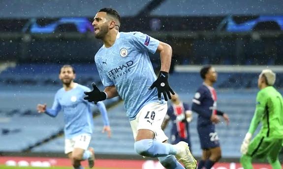 Man City lần đầu tiên giành vé vào chung kết Champions League