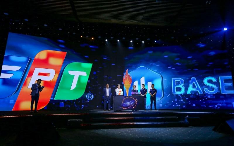 FPT hợp lực cùng base.vn giúp doanh nghiệp tăng tốc chuyển đổi số