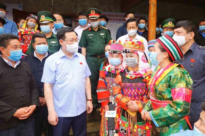 Hà Giang cần bảo đảm quyền bầu cử của công dân theo quy định