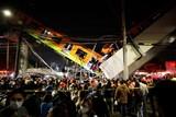 Điện thăm hỏi vụ tai nạn tại tuyến metro ở Thủ đô Mexico