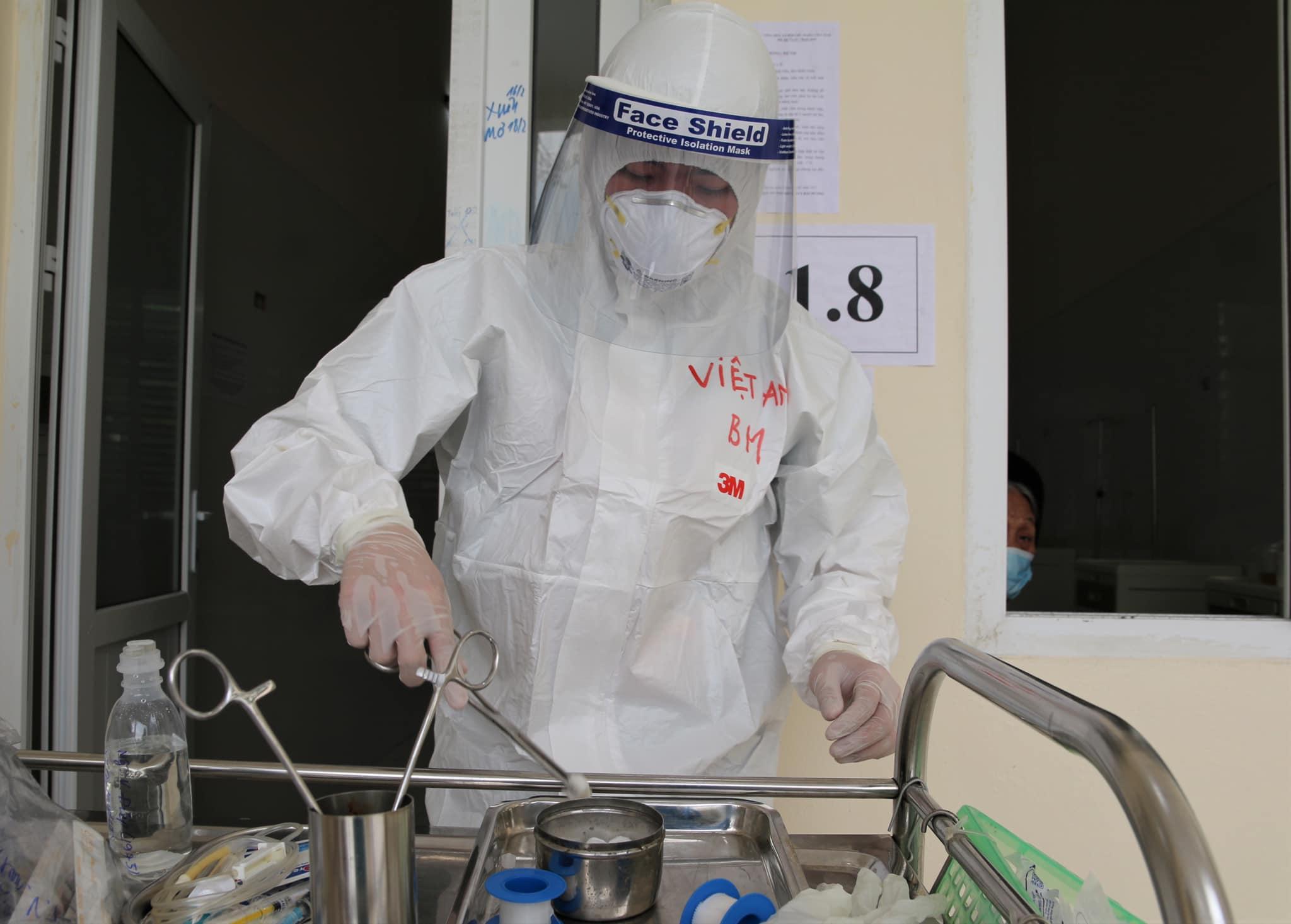Sáng 7-5, Thanh Hóa ghi nhận một ca nhiễm Covid-19 cộng đồng