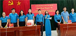 Chi bộ Liên đoàn Lao động tỉnh: Sáng tạo, đổi mới trong tổ chức sinh hoạt chuyên đề