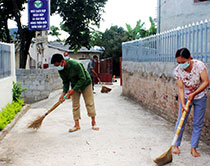 Xây dựng nông thôn mới ở Lộc Bình: Quyết tâm vượt khó