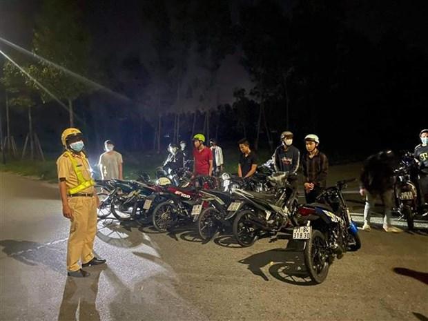 Bộ Công an chỉ đạo xử lý nghiêm tình trạng đua xe trái phép