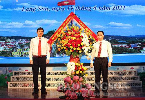 Lãnh đạo tỉnh, các cơ quan, đơn vị chúc mừng nhân kỷ niệm 96 năm ngày Báo chí cách mạng Việt Nam