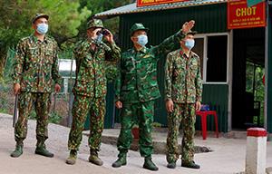 Bộ Chỉ huy Quân sự tỉnh: Thiết thực học tập và làm theo gương Bác