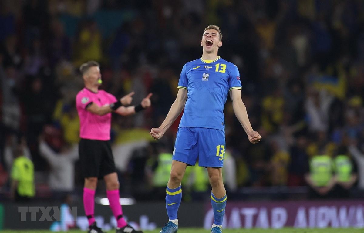 Kết quả EURO 2020: Xác định xong 4 cặp đấu tứ kết EURO 2020