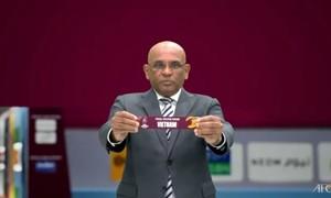 Vòng loại World Cup: Việt Nam cùng bảng với Trung Quốc, Nhật Bản, Australia,...