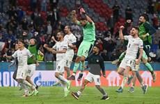 Kết quả EURO 2020: Italy đại chiến Tây Ban Nha ở bán kết