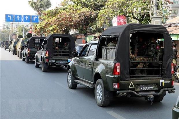 ASEAN thúc đẩy thực thi đồng thuận 5 điểm về tình hình Myanmar