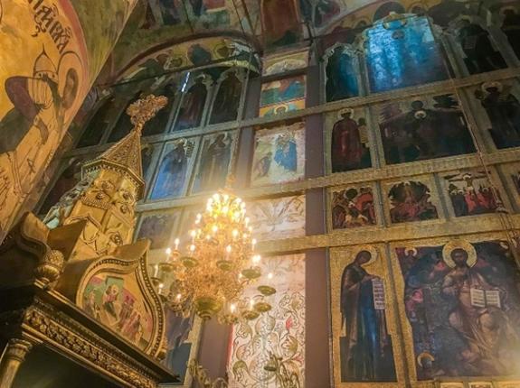 Khám phá 5 bí mật bên trong Điện Kremlin ở Moskva