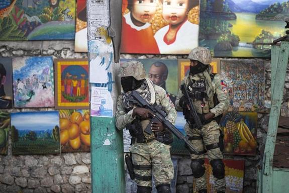 Haiti nguy cơ rơi vào vòng xoáy bạo lực mới