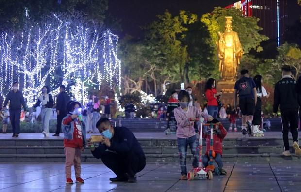 Hà Nội: Phát triển không gian xanh kết hợp mở rộng không gian đi bộ