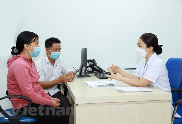 Việt Nam đẩy mạnh các chương trình chăm sóc sức khoẻ sinh sản