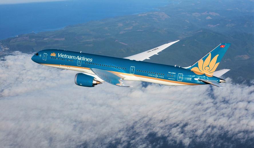Vietnam Airlines nối lại một số đường bay quốc tế hai chiều từ 15-7